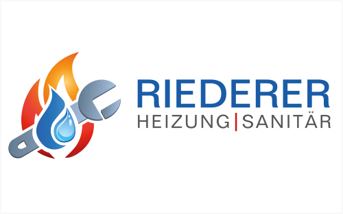 Firmenlogo: Installateur- und Heizungsbauermeister Andreas Riederer - Riederer GmbH & Co. KG